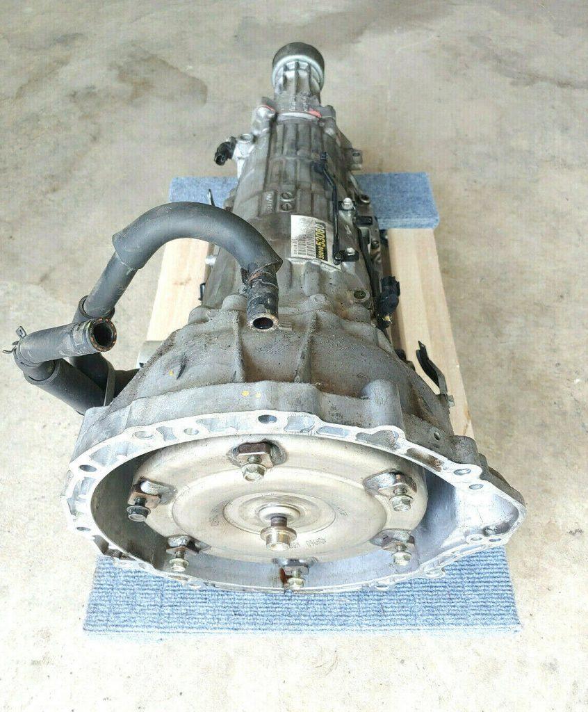 lexus is manual transmission
